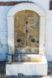 Heiliger Frühling im Troyan-Kloster, Bulgarien Lizenzfreie Stockbilder