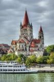 Church in Vienna Stock Image