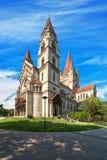 Heiliger Franz von Assisi Kirche Stock Image