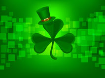 Heiliger Patrick-Tag Lizenzfreie Stockfotos