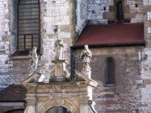 Heiliger Peter-und Paul-Kirche Stockbild