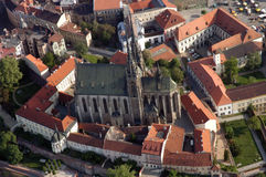 Heiliger Peter-und Paul-Kirche Stockfotos