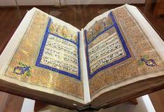 Heiliger Quran lizenzfreie stockbilder