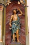 Heiliger Sebastian Stockbilder
