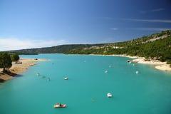 Heiliger See stockbilder