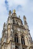 Heiliges Andre-Kathedrale, Pey Berland Bell-Turm, Bordeaux, Frankreich Lizenzfreie Stockfotografie