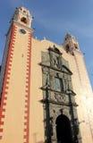 Heiliges Andrew Church in Cholula, Puebla lizenzfreie stockfotografie