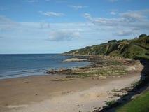 Heiliges Andrews Beach stockfoto