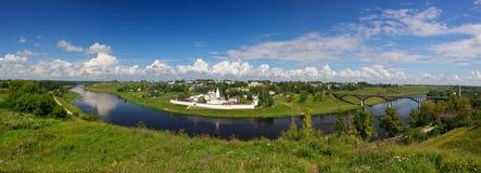 Heiliges Annahme-Kloster Stockfoto