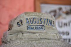 Heiliges Augustine Florida Established 1565 lizenzfreies stockfoto
