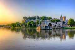 Heiliges-Bénezet, Avignon, Frankreich stockbild