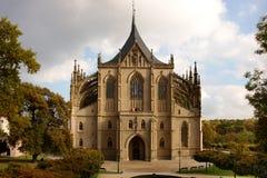 Heiliges Barbaras-Kirche Lizenzfreie Stockfotos