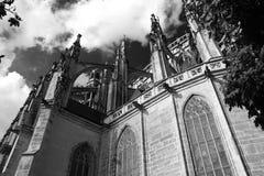 Heiliges Barbaras-Kirche Stockfoto