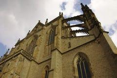 Heiliges Barbaras-Kirche Stockbild
