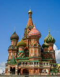 Heiliges Basil Cathedral Stockfotos