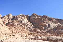 Heiliges Catherine Nature Reserve - Sinai, Ägypten Stockbild