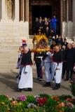"""Heiliges Devota-Feiern in Monaco-†""""2015 Lizenzfreie Stockbilder"""