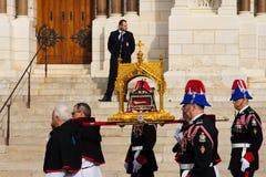 """Heiliges Devota-Feiern in Monaco-†""""2015 Stockfoto"""