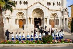 "Heiliges Devota-Feiern in Monaco-†""2015 Lizenzfreie Stockfotografie"