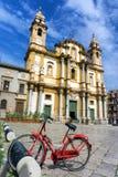 Heiliges Domenico Church View stockfoto
