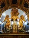 Heiliges Domnius-Kathedrale in der Spalte, Kroatien stockfotografie