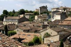 Heiliges-Emilion, Frankreich lizenzfreie stockbilder
