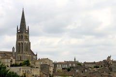 Heiliges-Emilion, Frankreich Lizenzfreies Stockfoto