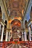 Heiliges faustino Kirche - Brescia Lizenzfreie Stockbilder