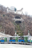 Heiliges Gellért-Monument Lizenzfreie Stockfotografie