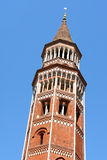 Heiliges Gotthard von Hildesheim-Kirche in Mailand Stockbild