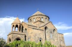 Heiliges Hripsime-Kirche Etchmiadzin (Vagharshapat) Stockbilder