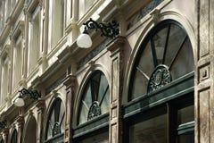 Heiliges Hubert Royal Galleries In Brussels Lizenzfreie Stockfotografie