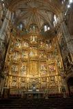 Heiliges Iglesia-Kathedrale Toledo Spain stockfotos