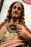 Heiliges Inneres von Jesus lizenzfreies stockbild