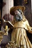 Heiliges Jerome Stockbild