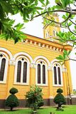 Heiliges Joseph Catholic Church, Ayutthaya, Thailand Stockfotos