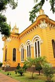 Heiliges Joseph Catholic Church, Ayutthaya, Thailand Stockbilder