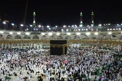 Heiliges Kabba-Mekka stockbild