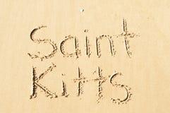 Heiliges Kitts Stockbild