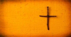 Heiliges Kreuz Stockfotografie
