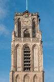 Heiliges Laurens-Kirche im towncentre von Rotterdam Stockbild