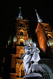 Heiliges Marie mit Jesus Lizenzfreies Stockfoto