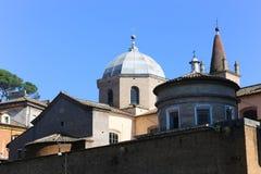 Heiliges Mary Major Basilica - Rom Stockfotos