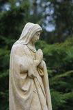 Heiliges Mary Statue stockfoto