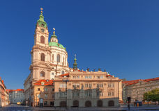 Heiliges Nicholas Cathedral Lizenzfreie Stockfotografie