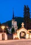 Heiliges Nicholas Church, Brasov-Stadt, Transilvania stockfotografie