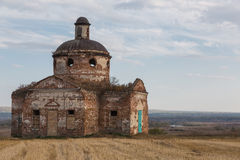 Heiliges Nicolas Church, Pensa-Region, Russland Stockbild