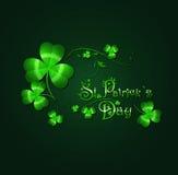 Heiliges Patrick Day lizenzfreie abbildung