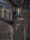 Heiliges Sava Temple Stockfoto