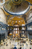 Heiliges Sophia - Ayasofya Camii lizenzfreie stockfotografie